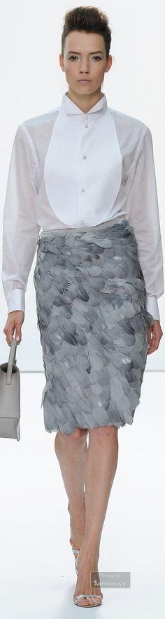 Daks.Spring 2015. the skirt!