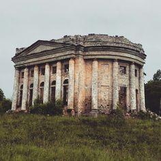Троицкая церковь, Пятая гора, Ленинградская область