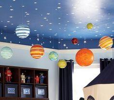 Je zou zo'n plafond hebben ♡