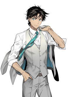 My prince ~♥~ Magic Kaito, Conan Comics, Detektif Conan, Chica Anime Manga, Manga Boy, Heiji Hattori, Detective Conan Wallpapers, Kaito Kid, Kudo Shinichi