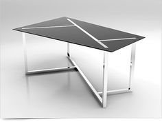 Carbon Fiber Table AGILE A1 by Mast Elements