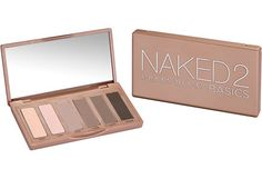 Shop Basics Eyeshadow Palette by Urban Decay at MECCA. A palette of 6 matte eyeshadows to define, highlight, contour and add dimension to the eyes. Taupe Eyeshadow, Urban Decay Eyeshadow, Eyeshadow Palette, Eye Makeup Tips, Beauty Makeup, Makeup Ideas, Makeup Hacks, Mac Makeup, Makeup Eyeshadow
