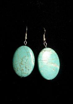 Turquoise Earrings - Sherroll's Designs