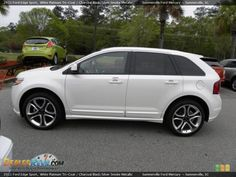 Ford Edge Sport Black Out The Wheels And That Is Oney Car For A Suv