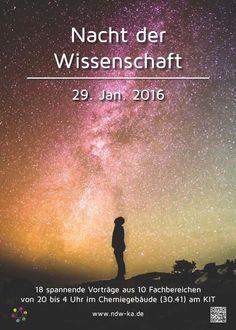"""Wir freuen uns bei der Premiere der """"Nacht der Wissenschaft"""" am KIT dabei zu sein! Im Abschlussvortrag um 3 Uhr dürfen wir 3D-USCT vorstellen - Schaut vorbei!! Infos: www.ndw-ka.de"""