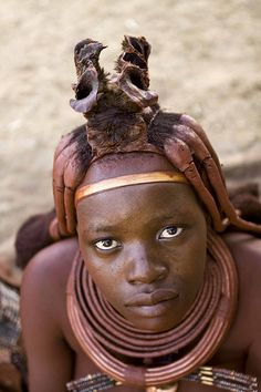 Namibia - Poblado Himba