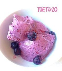 Zelf heel simpel, zuivel- en suikervrij ijs maken! - Toet&Zo Paleo Ice Cream, Homemade Ice Cream, Sugar Free Diet, Sugar Free Recipes, Beignets, Sin Gluten, Snack Recipes, Dessert Recipes, Bon Dessert