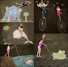 Home - burgh baby Chalk Photography, Children Photography, Summer Crafts, Summer Fun, Chalk Photos, Pix Art, Art Disney, Sidewalk Chalk Art, Foto Baby