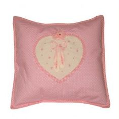 Large Ballet Shoes Cushion