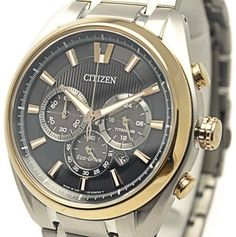 Citizen Men's Eco Drive Titanium Watch - In Stock, Free Next Day Delivery, Our Price: Buy Online Now Titanium Watches, Citizen Watch, Vintage Watches For Men, Luxury Sunglasses, Seiko, Luxury Lifestyle, Chronograph, Omega Watch, Rolex Watches