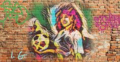 Can We Spray A Graffiti Of You? Click Here To Take A Look At Your Graffiti! Graffiti, Wings, Take That, Angel, Canning, Amazing, Happy, Art, Art Background