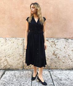 """""""Mi piace"""": 57, commenti: 1 - Wild Lily Boutique (@wildlily_boutique) su Instagram: """"Splendida @rachelebenedetti con questo outfit total black ✨ #staywildlily"""""""