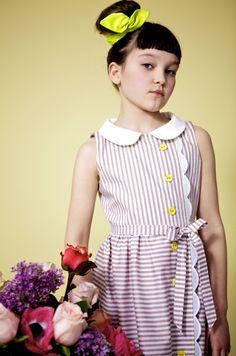 Image of Powder Wrap Dress