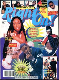 Vibe Magazine Puff Daddy december 1997 cover RIGHT ON MAGAZINE Right On was an American teen magazine published Vibe Magazine Puff Daddy december 1997 cover RIGHT ON MAGAZINE Right On was an American teen magazine published nbsp hellip teen aesthetic Vibe Magazine, Black Magazine, Photo Wall Collage, Picture Wall, Mode Old School, Poster Wall, Poster Prints, Dru Hill, Arte Do Hip Hop