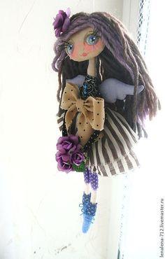 Именины у Кристины...интерьерная кукла – купить в интернет-магазине на Ярмарке Мастеров с доставкой