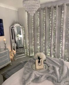 Fashionable products on a budget. Here's a great way to get luxury styles without paying the hefty price tags. Neon Bedroom, Room Ideas Bedroom, Bedroom Decor, Bedroom Themes, Bedroom Bed, Luxury Homes Interior, Room Interior, Luxury Decor, Girl Room