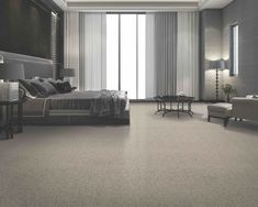 Our Modern Framework Berber Carpet in Stonecraft is the ideal wool carpet for modern bedrooms. This luxurious carpet is non-allergenic, easy to clean, incredibly durable, crush and static resistant, and exceptionally soft! It retails starting at $5.29 SQ FT.