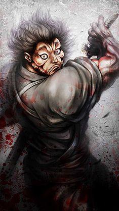 Musashi Baki Hanma 「斬り烈魔」/「半月板損傷」のイラスト [pixiv] http://www.pixiv.net/member_illust.php?mode=medium&illust_id=51707927
