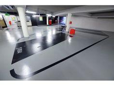 Création d'un parking souterrain Q-Park près du Palais de Justice -