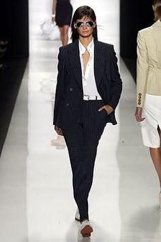 Michael Kors Collection Spring 2003 Ready-to-Wear Fashion Show - Michael Kors, Caroline Ribeiro