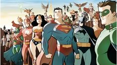 dc comics superman superheroes zatanna wonder woman 1920x1080 wallpaper Art HD Wallpaper