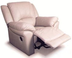 Promenade Taupe Leather Recliner by Coaster * Check out  much more at the image web link. (This is an affiliate link). Organic Modern, Mid-century Modern, Leggett And Platt, Wicker Chairs, Coaster Furniture, Leather Recliner, Living Room Chairs, Wood And Metal, Rocking Chair