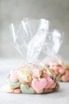 The BEST recipe and tips for making heart-shaped sugar cookies. These are mini cookies that are so delicious and addicting! Valentine's Day Sugar Cookies, Sugar Cookie Royal Icing, Mini Cookies, Sugar Cookies Recipe, Sugar Cookie Dough, Cookie Recipes, Summer Cookies, Baby Cookies, Easter Cookies