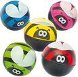 Amazon.com: Bee High Bounce Jet Balls for Children Assorted Colors Perfect Party Bag Filler (Pack of 6): Toys & Games