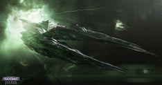 Ship by *AdamBurn on deviantART