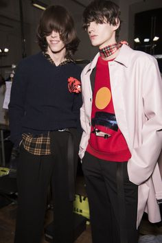 msgm's bright riot at fall/winter 16 | look | i-D