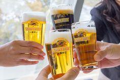 五感フル体験キリンビールの工場見学ココでしか味わえない魅力