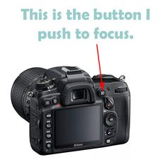 Homeschooling Momtographer: Do You BBF? Back Button Focus