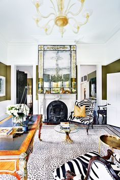 Inside a Melbourne home that's all about Maximalism, by Vogue Living