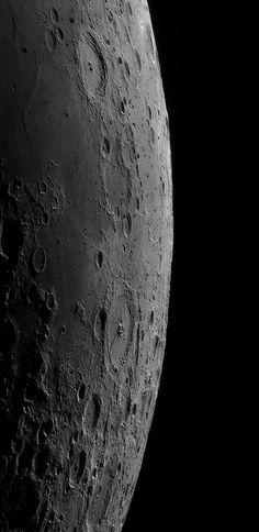 Moon closeup - 7/11/2013 | Flickr