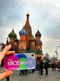 From #Moscow with Love!!