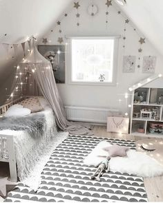 Girls' Rooms with Magic - Kids Interiors