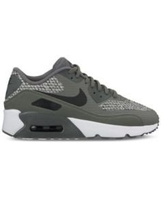 on sale 4e3f1 32d16 Nike Big Boys Air Max 90 Ultra 2.0 SE Casual Sneakers from Finish Line  Kids - Finish Line Athletic Shoes - Macys