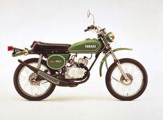 Yamaha MR50 Enduro