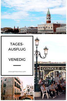 Tagesausflug Venedig: Tipps zur Anreise, Venedig, Murano & Burano