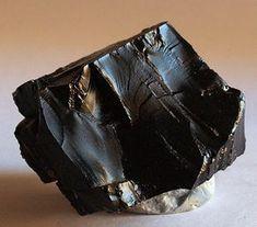 Piedras Preciosas Cristal De Cuarzo Negro tourmalated Espiral Colgante Mini