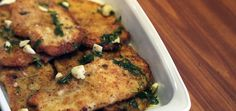 Nonna's Chicken Cutlets - Munchies  Servings: 4-6 Prep: 1 hour 20 minutes Total: 1 hour 20 minutes<p>Ingredients<p><i>for the cutlets:</i> 4-8 chicken cutlets, breast butterflied and pounded out 1 quart salt water brine (a basic brine is 4 cups water for 1 cup of salt) 3 eggs 2 tablespoons freshly grated Parmesan cheese, divided 1 teaspoon roughly …  https://munchies.vice.com/en_us/article/nonnas-chicken-cutlets