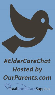 On the first and third Wednesdays of every month OurParents.com and Caregiving.com host a Twitter discussion called #ElderCareChat. TotalHomeCareSupplies.com has been participating in these chats for the last few months and we'd like to give you an idea of how the chats work and what they're about.  #caregiving #caregiver #pain