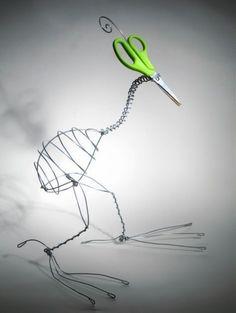 Креатив изобычных вещей -