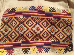 Ukrainian traditional embroidery Верховина Косів межа