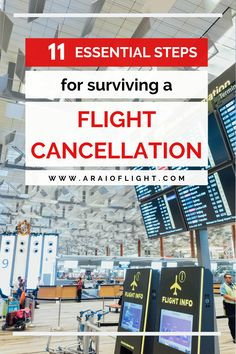 11 Helpful Tips for Surviving a Flight Delay or Cancellation (and how to avoid! Travel Reviews, Travel Articles, Travel Deals, Travel Advice, Travel Guides, Travel Hacks, Budget Travel, Travel Destinations, International Travel Tips