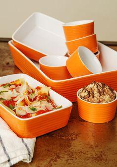 Serving Up Sweetness Bakeware Set, #ModCloth