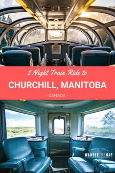 The 2 night train from Winnipeg to Churchill, Manitoba, was an adventure for the books! We loved traveling slow through the remote wilderness of Canada! Canada Travel, Travel Usa, Beach Travel, Canada Trip, Oregon Travel, Alberta Canada, Vancouver, Visit Canada, Canada 150