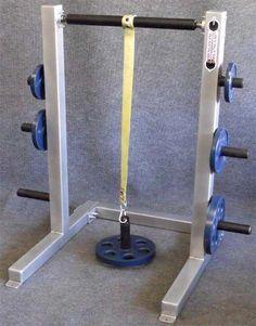 Wrist Forearm Roller by Strength Inc. Homemade Gym Equipment, Diy Gym Equipment, No Equipment Workout, Fitness Equipment, Home Made Gym, Diy Home Gym, Home Gym Garage, Basement Gym, Bodybuilding At Home