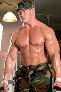 John Cena you should really consider always wearing that...