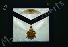 Hand made embroidery work. Freemasonry, Aprons, Flag, Embroidery, Cards, Handmade, Needlepoint, Hand Made, Apron Designs